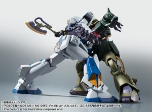 ROBOT魂 RX-78NT-1 ガンダムNT-1 ver. A.N.I.M.E. (1)