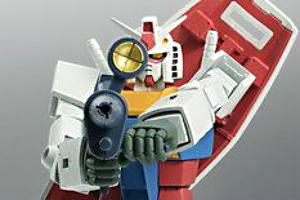 ROBOT魂〈SIDE MS〉 RX-78-2 ガンダム ver. A.N.I.M.E. ~ファーストタッチ2500~〔魂ウt
