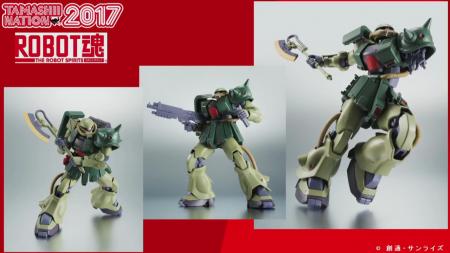 ROBOT魂 MS-06FZザクⅡ改 ver. A.N.I.M.E. (1)