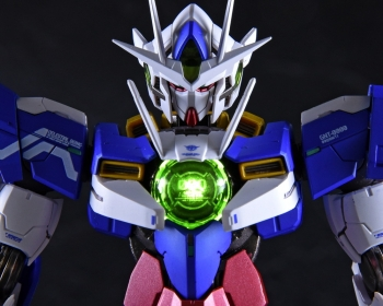 「METAL BUILD ダブルオークアンタ」量産サンプルレビュー (3)