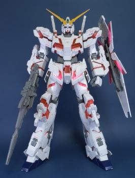 メガサイズモデル 148 ユニコーンガンダム(デストロイモード) (1)