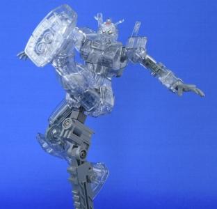 HG RX-78-2 ガンダム スモークブラッククリアVer. 3