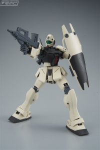 MG ジム・コマンド(コロニー戦仕様)のテストショット (1)