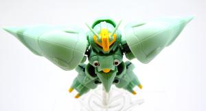 ガシャポン戦士f EX03 クィン・マンサ マスクサンプル (2)
