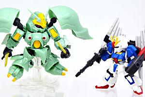 ガシャポン戦士f EX03 クィン・マンサ マスクサンプル (1)t