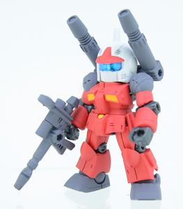 機動戦士ガンダム MOBILE SUIT ENSEMBLE 06弾「ガンキャノン」