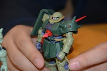 ROBOT魂 MS-06FZ ザクII改 ver. A.N.I.M.E. (7)