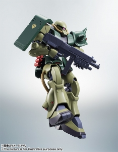 ROBOT魂 MS-06FZザクⅡ改 ver. A.N.I.M.E. (9)