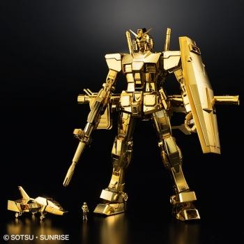 MG ガンダムベース限定景品 RX-78-2 ガンダム Ver.3.0 [ゴールドコーティング]1