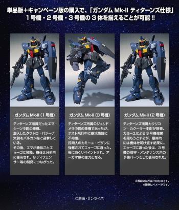 ROBOT魂 (Ka signature) ガンダムMk-II ティターンズ仕様04