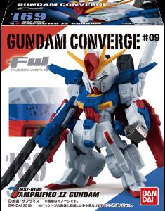 FW GUNDAM CONVERGE♯9のパッケージ
