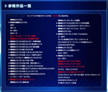 SDガンダム ジージェネレーション ジェネシス for Nintendo Switch02