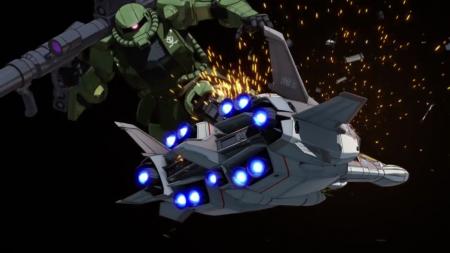 『機動戦士ガンダム THE ORIGIN 誕生 赤い彗星』予告2 (1)