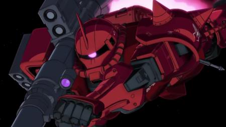 『機動戦士ガンダム THE ORIGIN 誕生 赤い彗星』予告2 (2)
