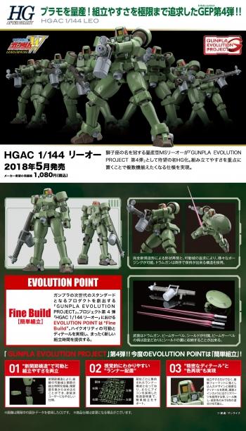 HGAC リーオーの商品説明画像