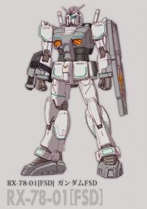 RX-78-01[FSD] ガンダムFSD (2)