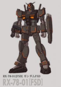 RX-78-01[FSD] ガンダムFSD (1)
