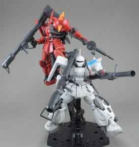 RG MS-06R-1A シン・マツナガ専用ザクII (2)