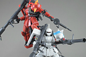 RG MS-06R-1A シン・マツナガ専用ザクII (2)rt