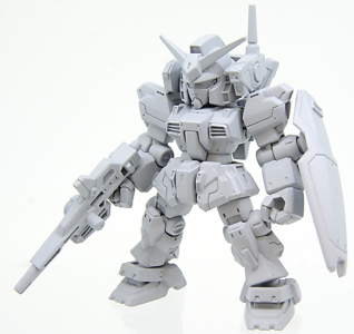 MOBILE SUIT ENSEMBLE ガンダムMk-Ⅱ