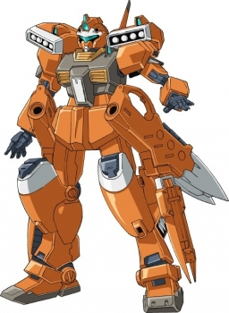 ジムIIIビームマスター (1)