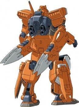 ジムIIIビームマスター (2)