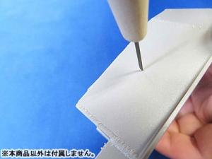 職人堅気 超極細精密彫刻刀 マイクロ丸刀 0.5ミリ (2)