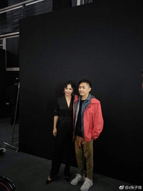 トニーさん&カリーナ@上海2