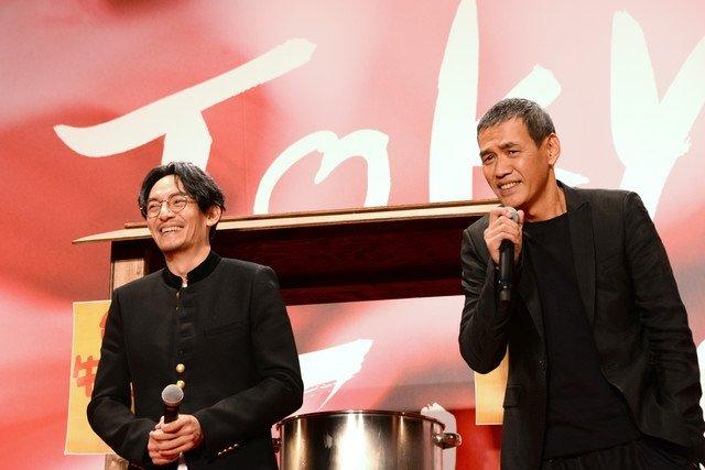 チャン・チェン@東京国際映画祭