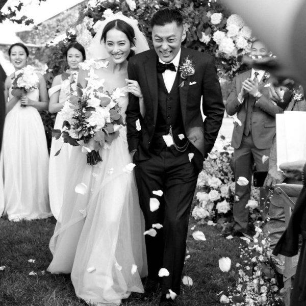 ショーン君結婚式
