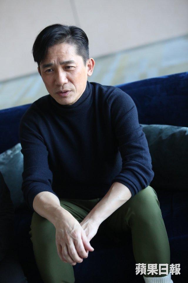 トニーさん@「捉妖記2」インタビュー3
