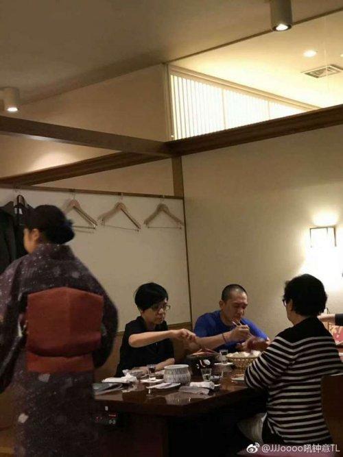 トニーさん@日本料理店
