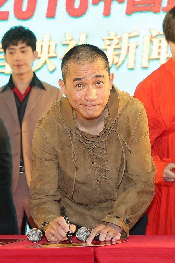 トニーさん@「捉妖記2」北京プレミア3