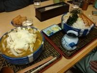 茨城県 うどん 大盛 特盛 やっちまったかん 2017年 外食