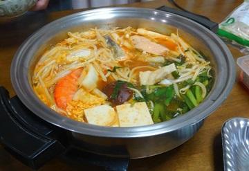 00キムチ鍋