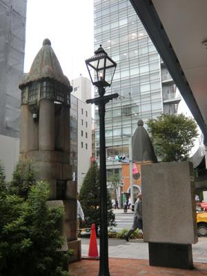 京橋に残る江戸時代からの路地を歩いてみた!