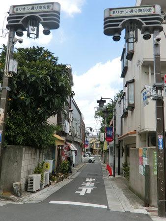 「尾崎豊」の尾崎ハウス(京成関屋駅近)から北千住の蔵へ、2万歩!