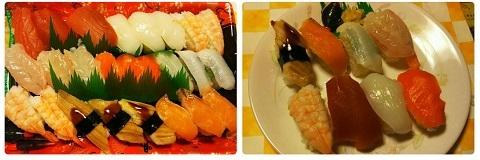 平成29年12月31日年越寿司
