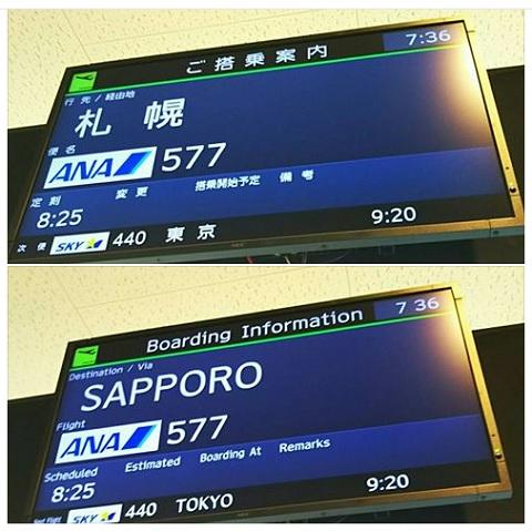 平成30年1月12日札幌行き1