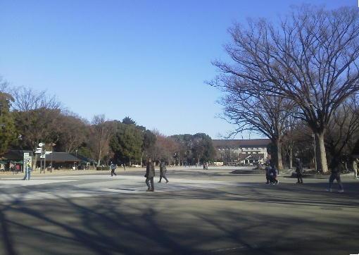 1.上野公園