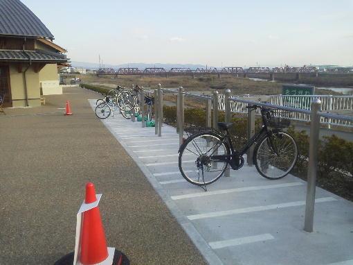 5自転車フック