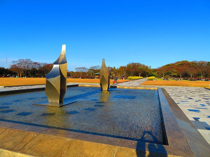 171210横須賀市営公園墓地紅葉6