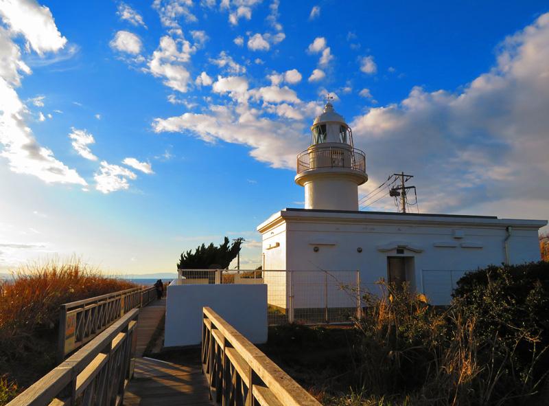180104,城ヶ島灯台1