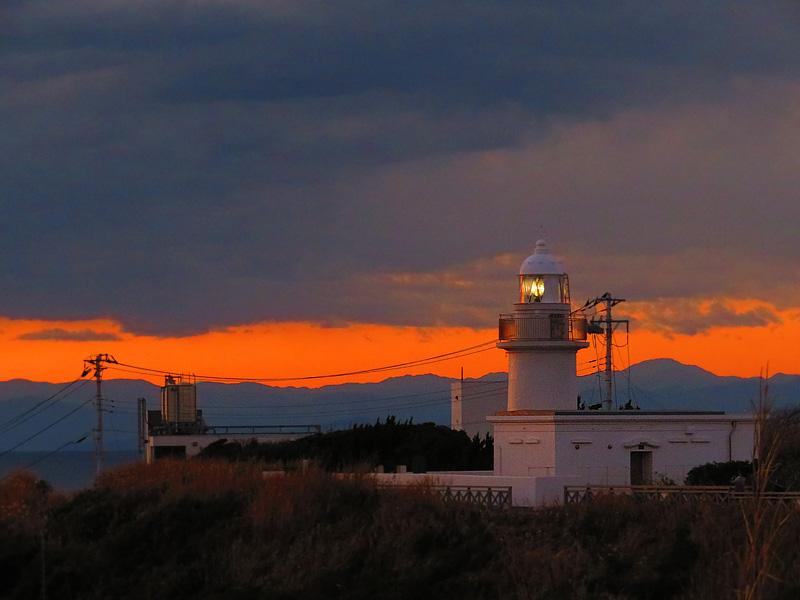 180104,城ヶ島灯台5