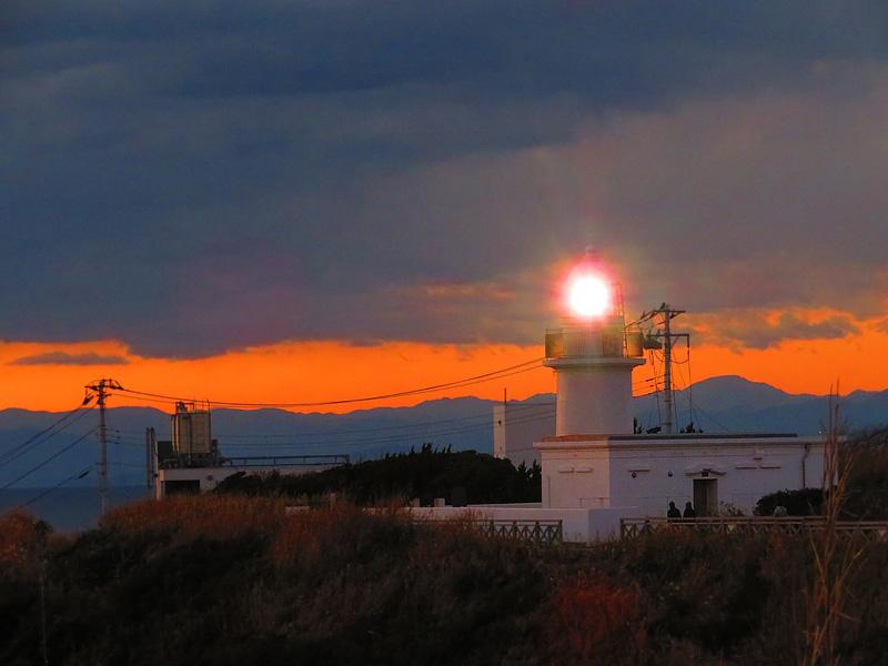 180104,城ヶ島灯台6