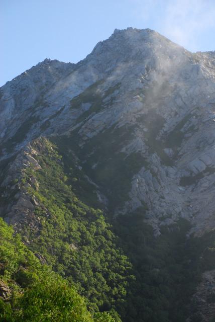 甲斐駒_登山