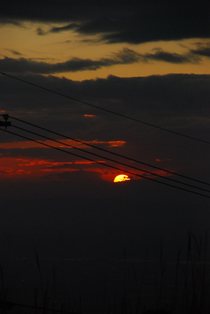 六甲山頂_初日の出_2018