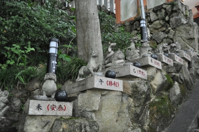 12支ご神像