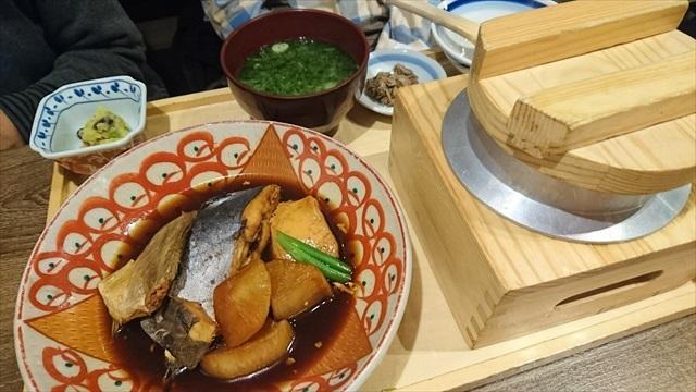 漁師の浜煮定食