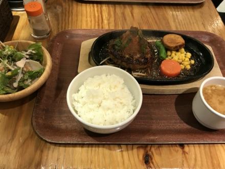 171229Hamburg steak